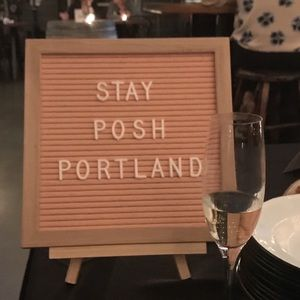 Other - Posh Party Live in PDX was a success!